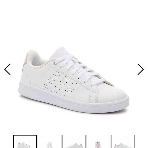 le adidas nwt cloudfoam vantaggio le scarpe da ginnastica poshmark